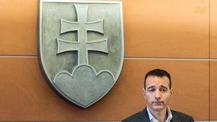 Slovenský ministr vnitra Tomáš Drucker