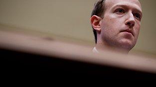 Šéf Facebooku Mark Zuckerberg