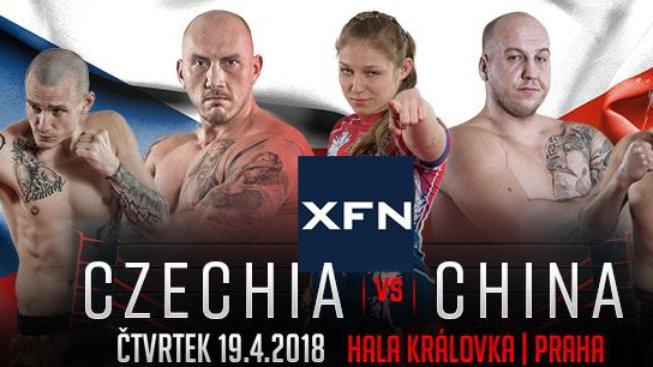 Čeští lvi K-1 se poprvé v Praze utkají s elitou válečníků z Číny