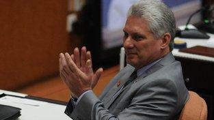 Miguel Díaz-Canel je novým prezidentem Kuby