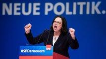 Průšvihy sociálních demokratů