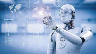 Práci lidí v některýchch společnostech již nyní posuzují roboti. Ilustrační snímek