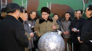 Severokorejský vůdce Kim čong-un v sobotu překvapil zprávou o zastavení jaderného testování