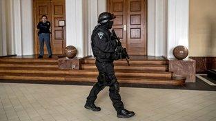 Jednání kolem Nikulina doprovázela přísná bezpečnostní opatření