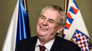 Miloš Zeman, hlava českého státu a vizitka české státnosti