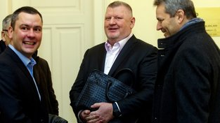 Lobbista Ivo Rittig u soudu