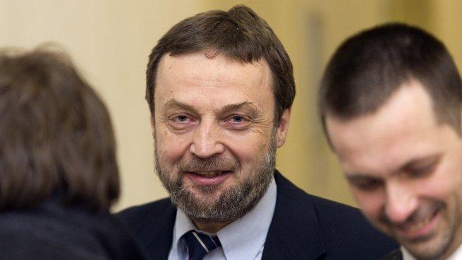 Bývalý předseda pražské muslimské obce Vladimír Sáňka