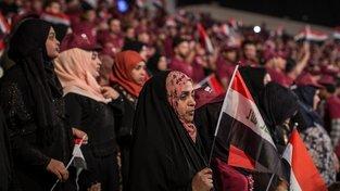 V Iráku kandiduje v parlamentních volbách zhruba sedm tisíc žen