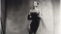 První supermodelky: Vznešené krásky i dívka se skandálními šaty