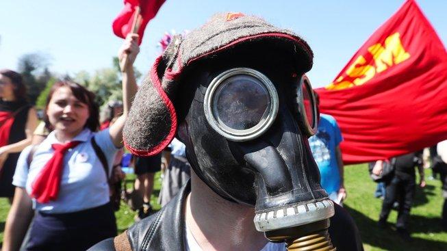 Na komunistický mír musíte být připraveni a vybaveni.