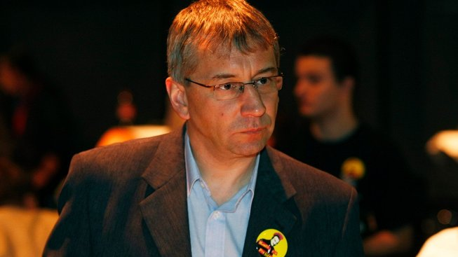 Exministr práce Jaromír Drábek