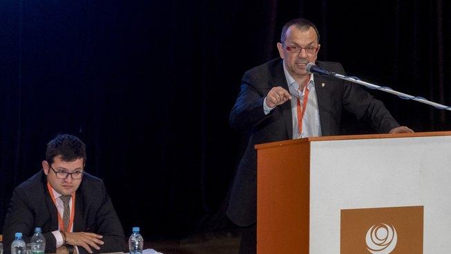 Místopředseda ČSSD a děčínský starosta Jaroslav Foldyna