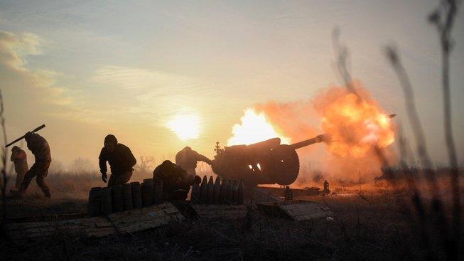 Boje na východě Ukrajiny pokračují