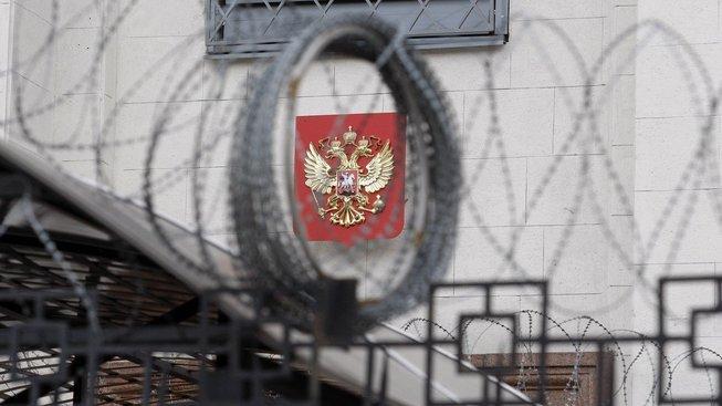 Ruská ambasáda v Kyjevě