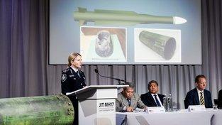 Vyšetřovatelé pádu letadla MH17 zjistili vinu ruské armády