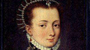Anna Boleynová, obraz malíře Francoise Cloueta