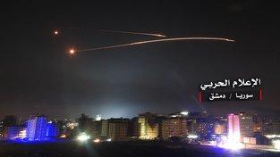 Střelba mezi Izraelem a Palestinou z poloviny května