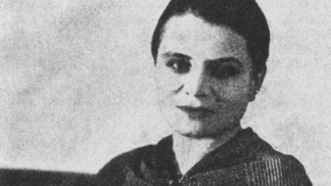 Toyen na snímku z roku 1930