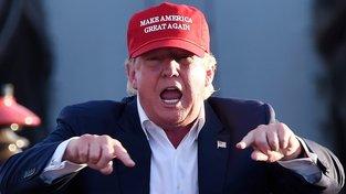 Amerika je skvělá a obchodní války jsou dobré, hlásá americký prezident