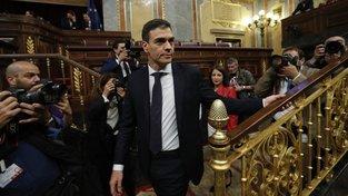 Socialista Pedro Sanchéz se stane novým španělským premiérem