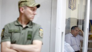 Údajný hlavní organizátor vraždy nepohodlného ruského novináře na Ukrajině  už stanul před soudem
