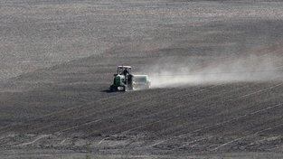 Zatím se s pěstováním zemědělských plodin na Aljašce jen experimentuje. Ilustrační snímek