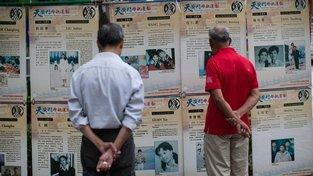Pieta za oběti 29 let starého masakru v Pekingu  si připomínají v Hong Kongu