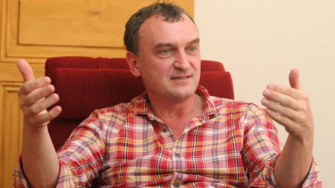 Manažer MUS Antonín Koláček