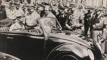 Neprojezte všechno, kupujte volkswageny, radil před 80 lety Hitler