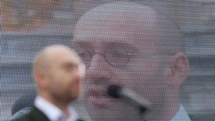 Během hysterie kolem uprchlické krize se Petr Hampl stal jednou z nejvýraznějších postav české extremistické scény.