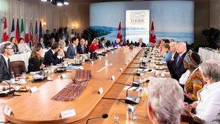 Víkendový summit G7