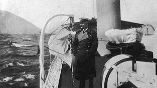 Císař Vilém II. v roce 1914