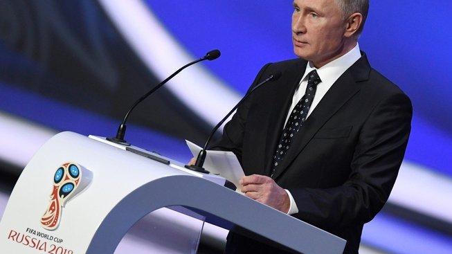 Vylepší fotbalový šampionát Putinovi pověst?