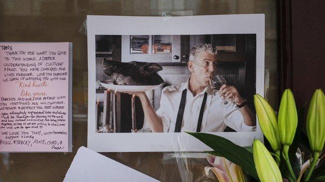 Známý americký šéfkuchař Anthony Bourdain spáchal sebevraždu