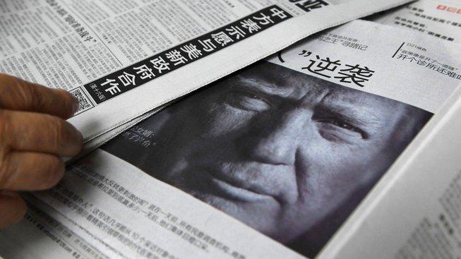 Čína už pohrozila Američanům odvetou za uvalení cla na své zboží