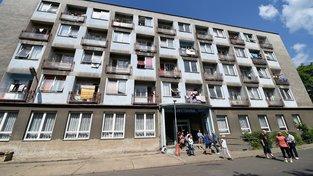 Zavedení bezdoplatkových zón výrazně postihne chudé lidi na ubytovnách