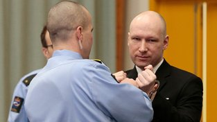 Masový vrah Anders Behring Breivik