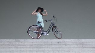 Na kole elegantní a chic