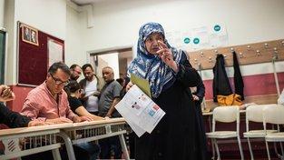 Voličské oprávnění má 56 milionů Turků a Turkyň