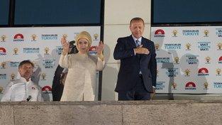 Erdogan získal 52 procent hlasů