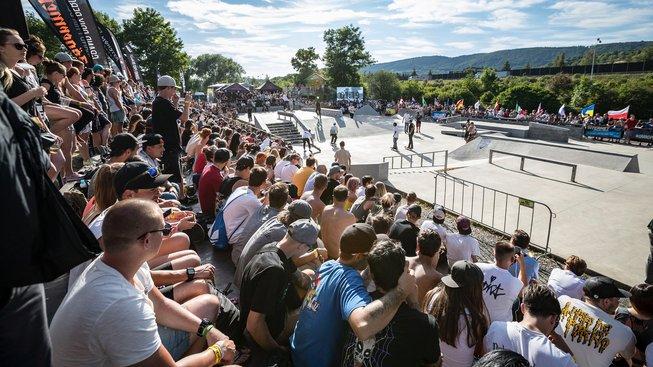 Do Berouna se 23. června sjede světová špička ve skateboardingu