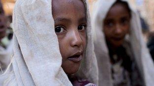 V Súdánu se před oslavou 18. narozenin provdá více než třetina dívek. Ilustrační snímek