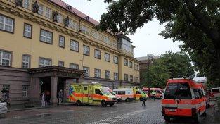 Mezi obviněnými je i ředitel Nemocnice Na Františku