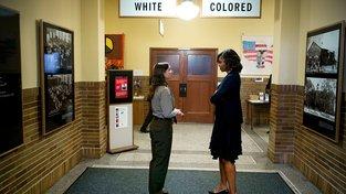Zákon Barracka Obamy měl odstranit rasovou segregaci na amerických školách (Ilustrační snímek)