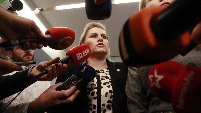 Ministryně spravedlnosti Taťána Malá čelí nařčení, že část své diplomové práce opsala