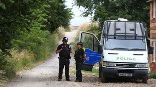 Britská policie řeší případ podobný otravě Skripalových