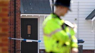Otrávený pár byl nalezen v městě Amesbury na jihu Anglie