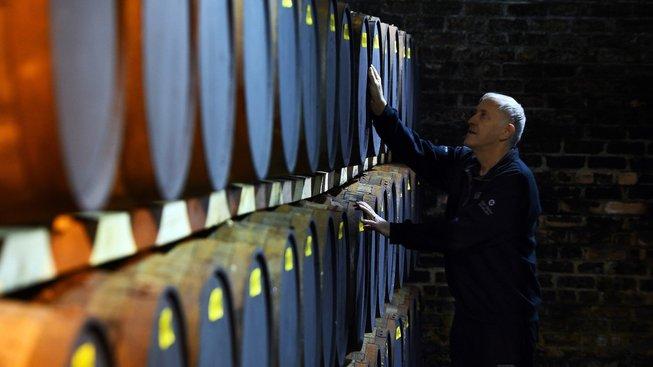 Složení skotské whisky je chráněno britským zákonem. Ilustrační símek