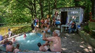 Herkulovy lázně už dávno nepřipomínají místo, kam jezdily královské rodiny z celé Evropy