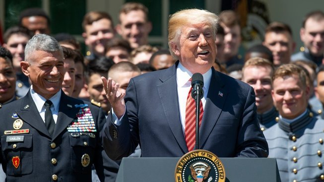 Americký prezident Donald Trump se chystá znovukandidovat i v listopadu 2020